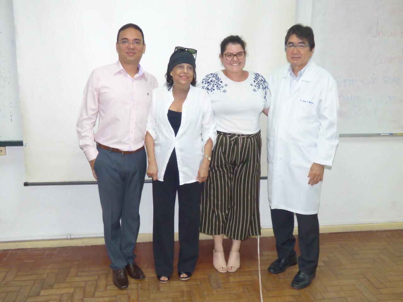 Nutricionista oncológico obtém título de Mestre em Cirurgia