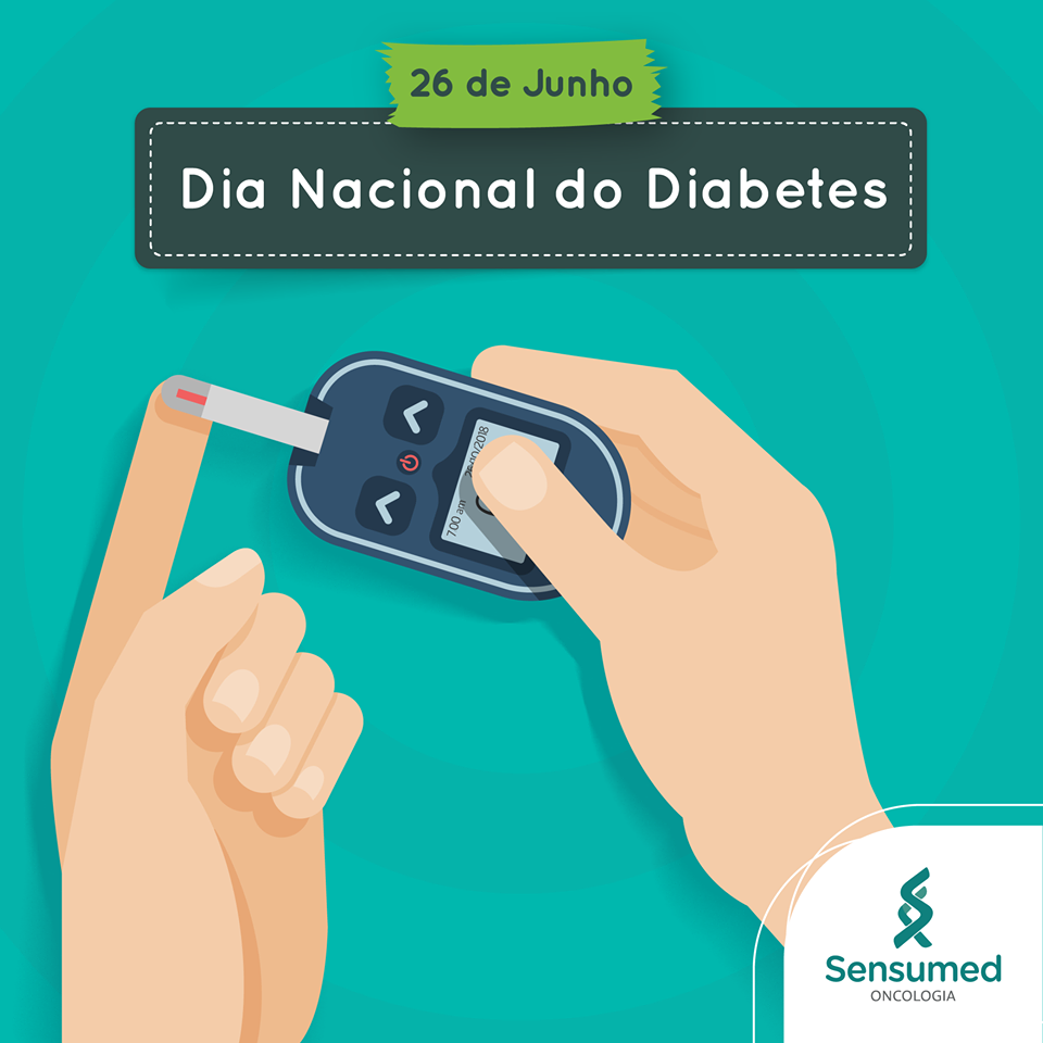 Dia Nacional do Diabetes