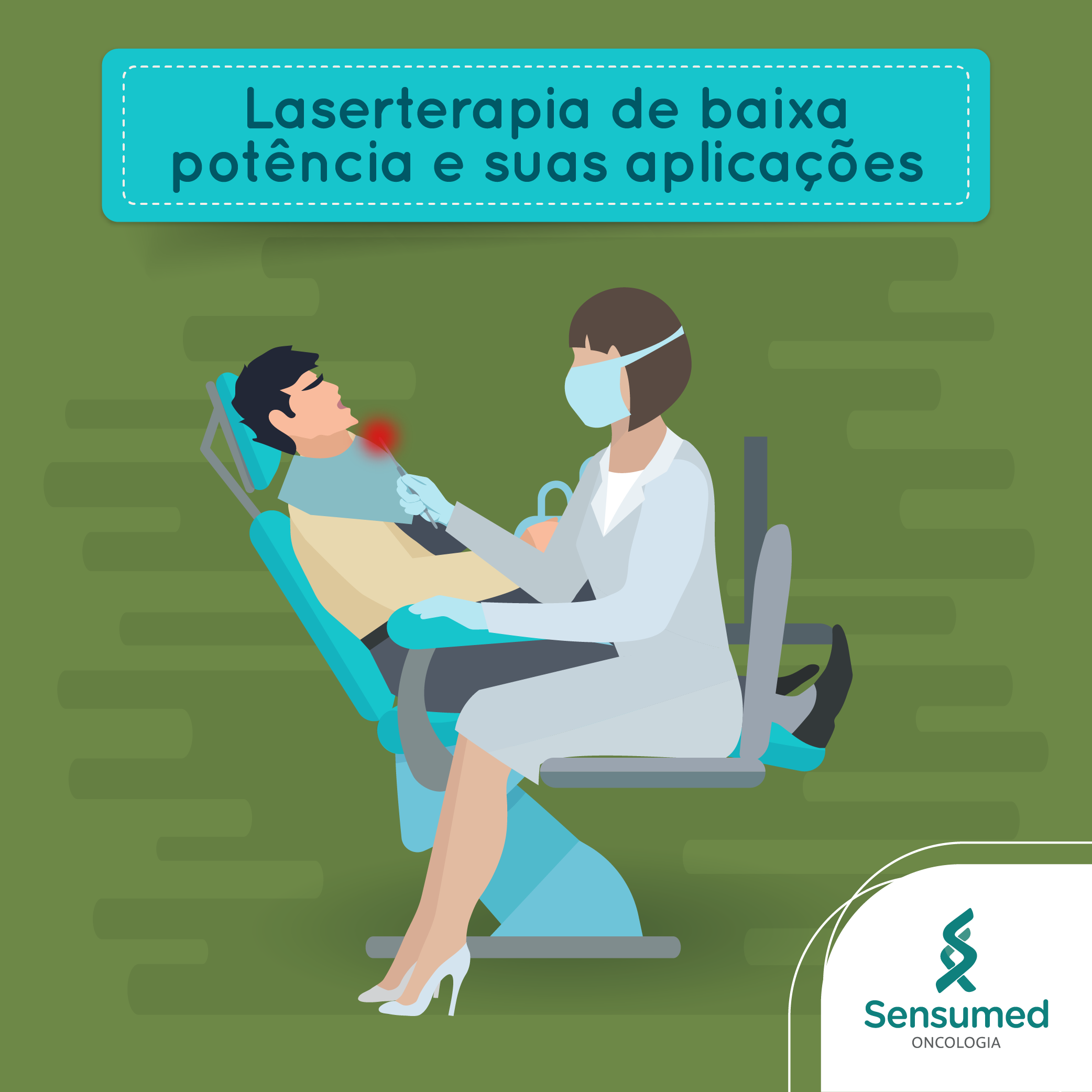 Laserterapia de baixa potência e suas aplicações